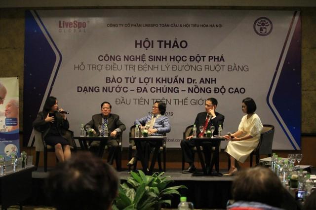 Người Việt đầu tiên sản xuất thành công Bào tử lợi khuẩn dạng nước - đa chủng - nồng độ cao - Ảnh 1.