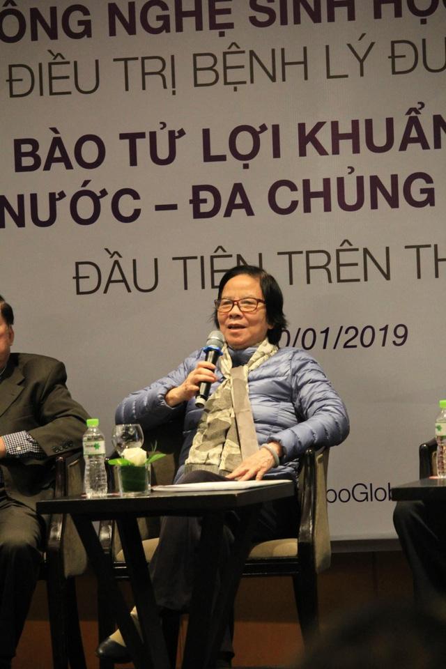 Người Việt đầu tiên sản xuất thành công Bào tử lợi khuẩn dạng nước - đa chủng - nồng độ cao - Ảnh 4.