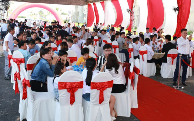 Đất Xanh Premium tổ chức thành công Lễ giới thiệu và động thổ dự án Tân Phước Khánh Village - Ảnh 3.