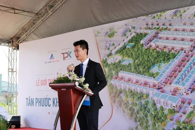 Đất Xanh Premium tổ chức thành công Lễ giới thiệu và động thổ dự án Tân Phước Khánh Village - Ảnh 2.