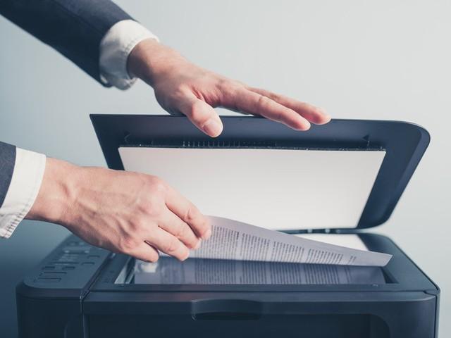Chuyển đổi số bắt đầu từ chiếc máy scan: Tương lai về văn phòng không giấy tờ - Ảnh 2.