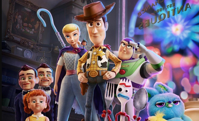 Toy Story 4 trở thành bộ phim thứ 5 của Disney cán mốc tỷ USD trong năm 2019 - ảnh 1