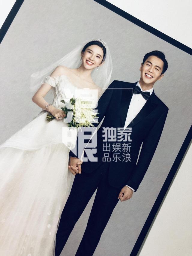 Trương Nhược Quân và Đường Nghệ Hân hé lộ ảnh cưới tuyệt đẹp - Ảnh 5.