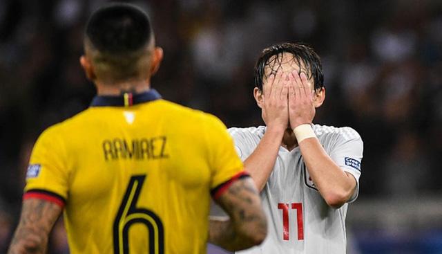 Copa America 2019: Nhật Bản chính thức bị loại, các cặp đấu tứ kết lộ diện - Ảnh 4.