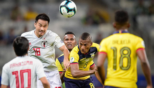 Copa America 2019: Nhật Bản chính thức bị loại, các cặp đấu tứ kết lộ diện - Ảnh 2.