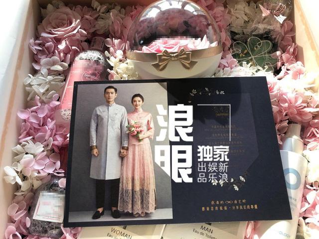 Trương Nhược Quân và Đường Nghệ Hân hé lộ ảnh cưới tuyệt đẹp - Ảnh 2.