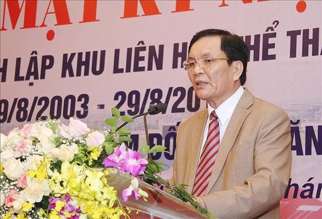Phó Chủ tịch VFF - ông Cấn Văn Nghĩa xin từ chức - Ảnh 1.