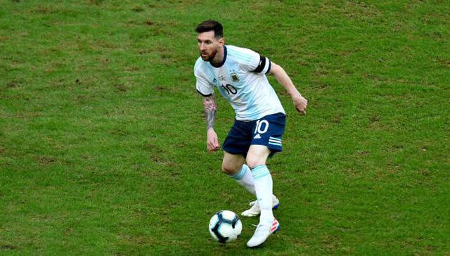Lionel Messi và áp lực khi thi đấu cho ĐT Argentina - Ảnh 1.