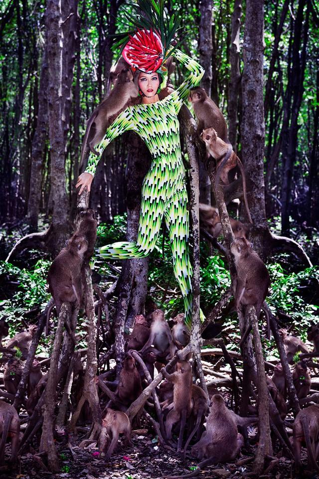 Những bức hình ấn tượng qua 8 mùa Vietnams Next Top Model - Ảnh 12.