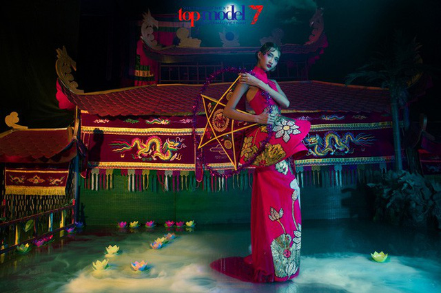 Những bức hình ấn tượng qua 8 mùa Vietnams Next Top Model - Ảnh 16.