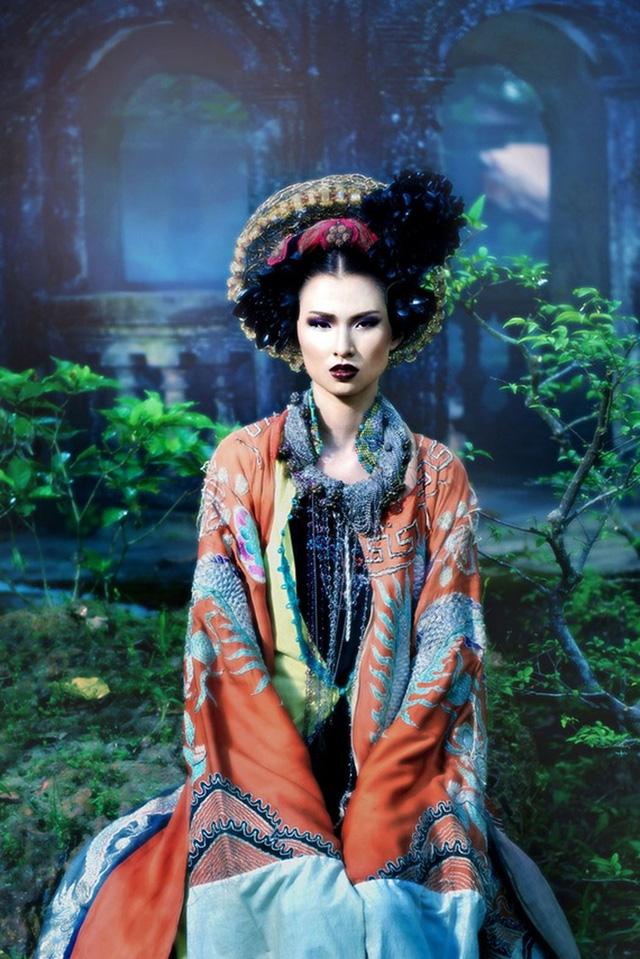 Những bức hình ấn tượng qua 8 mùa Vietnams Next Top Model - Ảnh 5.