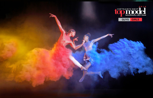 Những bức hình ấn tượng qua 8 mùa Vietnams Next Top Model - Ảnh 9.