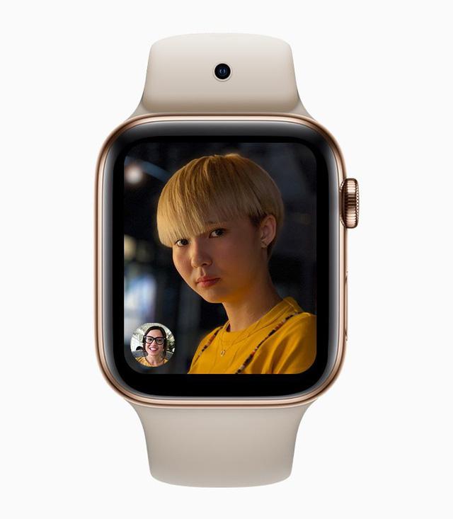 Apple Watch sắp có camera để quay phim, chụp ảnh như phim Hollywood - Ảnh 1.
