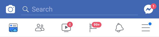 Facebook thừa nhận thông báo chấm đỏ trên ứng dụng gây phiền nhiễu - Ảnh 1.