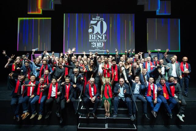 Giải Oscar ẩm thực toàn cầu - W50BR 2019 đã có chủ - Ảnh 2.