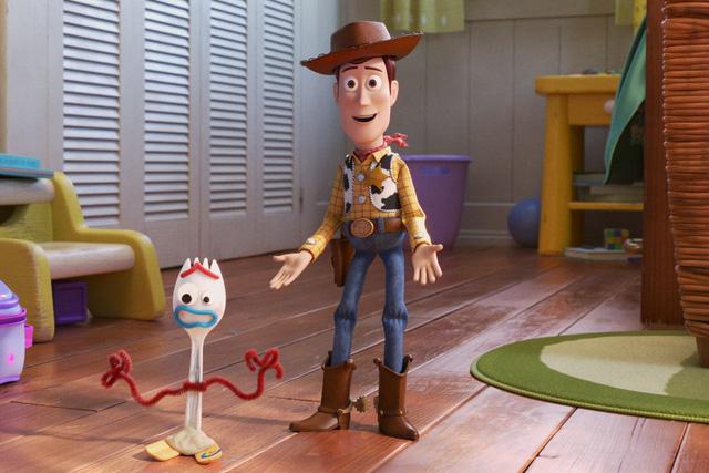 """4 bài học để đời rút ra từ """"Toy Story 4"""" - Ảnh 1."""