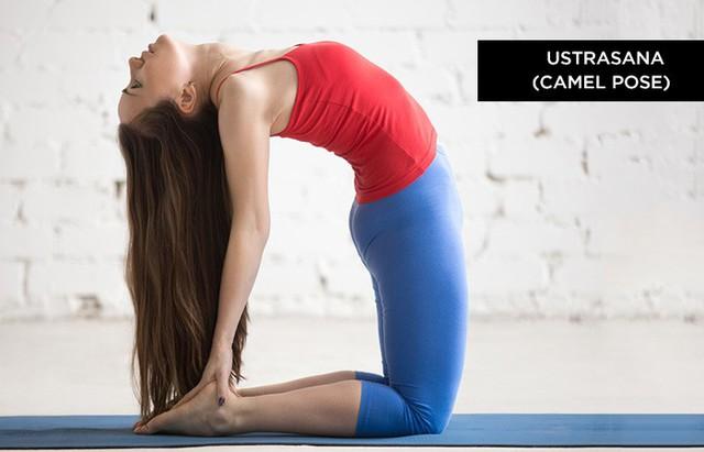 """7 động tác Yoga giúp bạn """"hạ nhiệt"""" trong mùa Hè - Ảnh 5."""