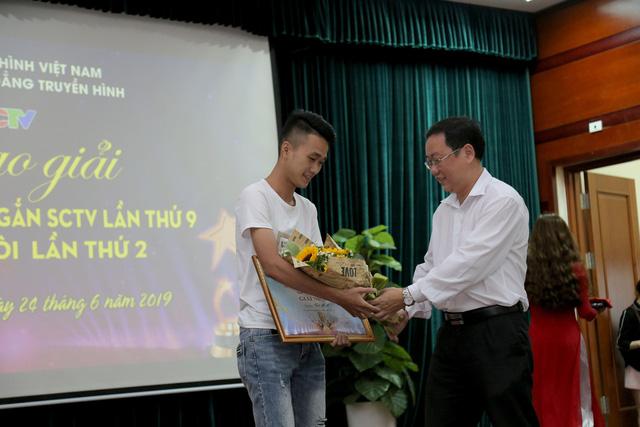 Trao giải Liên hoan phim ngắn SCTV và MV của tôi cho sinh viên Cao đẳng Truyền hình - Ảnh 4.