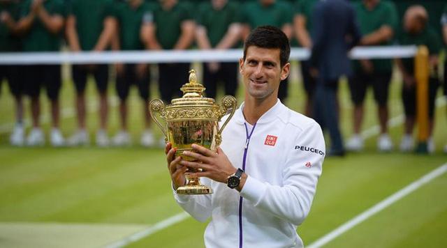 Djokovic: Tôi có thêm động lực khi nhìn vào kỷ lục của Federer - Ảnh 2.