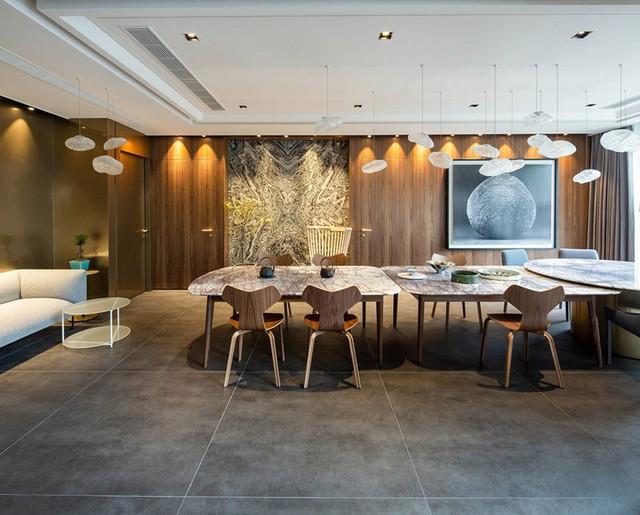 Những phòng khách sang trọng với cách thiết kế, trang trí độc đáo - Ảnh 3.