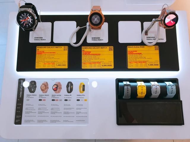 Thế Giới Di Động chiếm lĩnh phân nửa thị trường bán lẻ đồng hồ thông minh từ mô hình shop-in-shop - Ảnh 1.