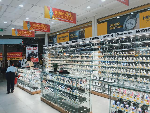 Thế Giới Di Động chiếm lĩnh phân nửa thị trường bán lẻ đồng hồ thông minh từ mô hình shop-in-shop - Ảnh 2.