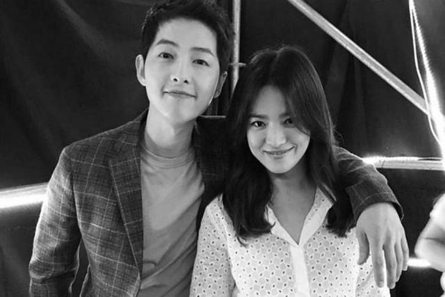 Cặp đôi Song Hye Kyo và Song Joong Ki ly hôn - Ảnh 1.