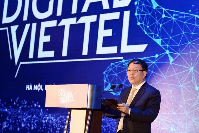 Ra mắt Tổng Công ty Dịch vụ số Viettel: Khi giao dịch online với điện thoại không Internet - Ảnh 1.
