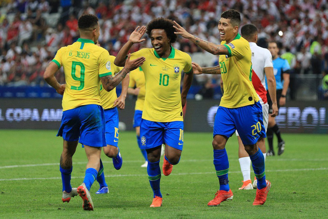 Lịch trực tiếp bóng đá tứ kết Copa America 2019: Chờ đợi chung kết sớm Brazil - Argentina - Ảnh 1.