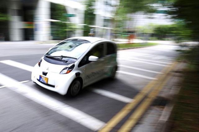 Singapore trở thành trung tâm thử nghiệm và phát triển xe tự lái - Ảnh 1.