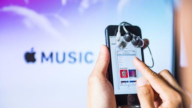 Apple Music cán mốc 60 triệu người dùng - Ảnh 1.