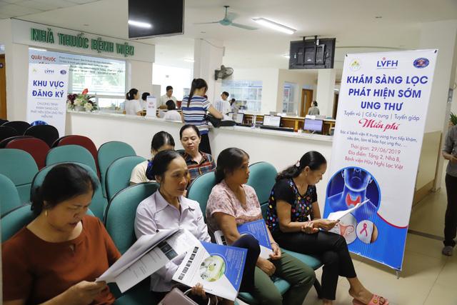 Vĩnh Phúc: Nỗ lực giúp bệnh nhân ung thư có cơ hội điều trị tại địa phương - Ảnh 2.