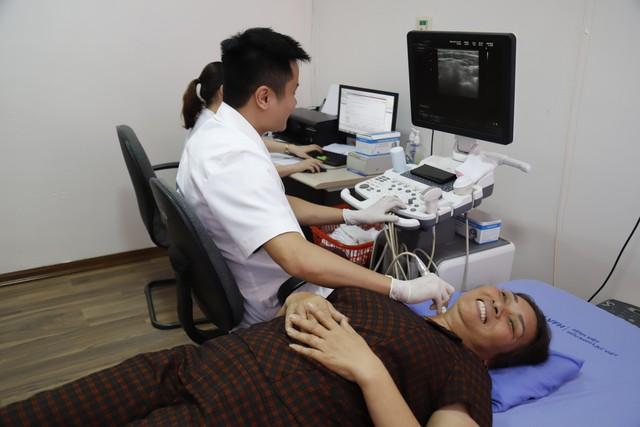 Vĩnh Phúc: Nỗ lực giúp bệnh nhân ung thư có cơ hội điều trị tại địa phương - Ảnh 3.