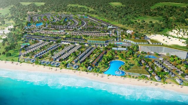 Đánh thức du lịch nghỉ dưỡng cao cấp tại Hồ Tràm - Ảnh 1.