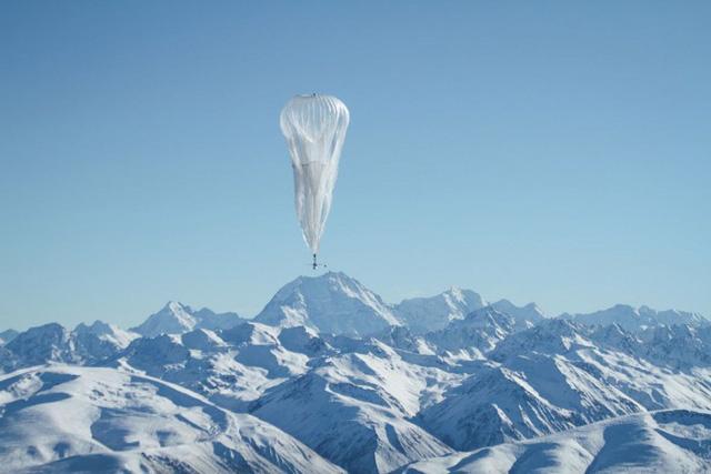 Khinh khí cầu đưa Internet đến khu vực thiên tai - Ảnh 1.