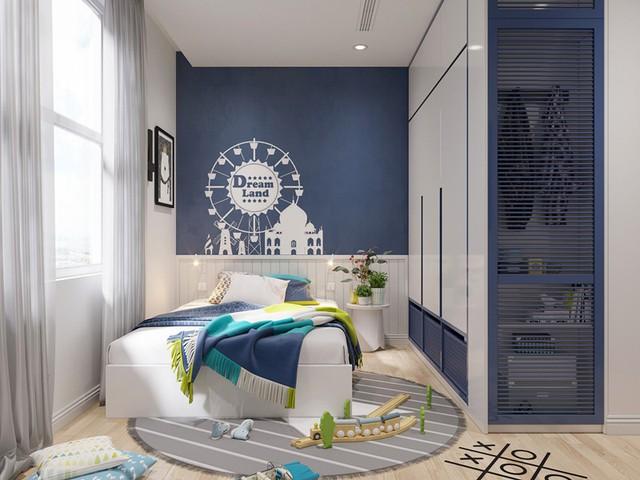 Căn hộ 3 phòng ngủ, sở hữu những mảng xanh tinh tế - Ảnh 11.