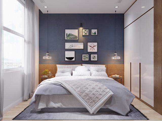 Căn hộ 3 phòng ngủ, sở hữu những mảng xanh tinh tế - Ảnh 6.
