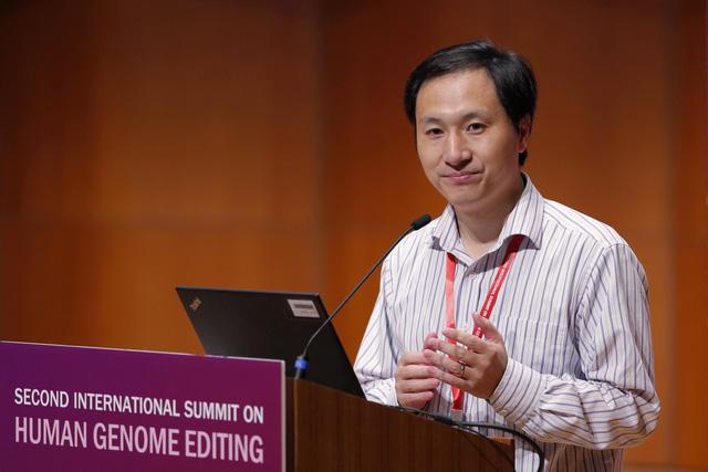 Thí nghiệm gen trên trẻ song sinh tại Trung Quốc thất bại - Ảnh 1.