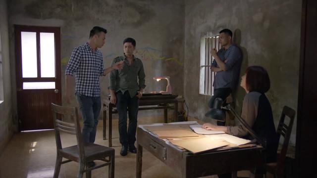 Mê cung - Tập 13: Đánh đồng đội bị thương để cứu Cường Lâm, Khánh vẫn bị tên cáo già này nghi ngờ - Ảnh 8.