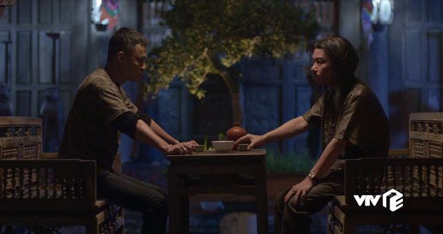 Mê cung - Tập 13: Đánh đồng đội bị thương để cứu Cường Lâm, Khánh vẫn bị tên cáo già này nghi ngờ - Ảnh 6.
