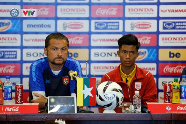 HLV U23 Myanmar: U23 Việt Nam là ứng viên sáng giá cho tấm HCV SEA Games 30 - Ảnh 1.