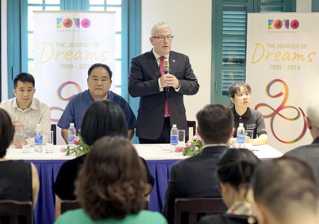 Doanh nghiệp xã hội đầu tiên của Việt Nam mang lại cơ hội đổi đời cho 1000 thanh niên - Ảnh 1.