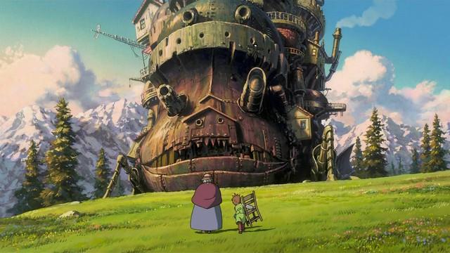 Điểm danh những bộ phim kinh điển của xưởng hoạt hình thơ ấu Ghibli - Ảnh 7.