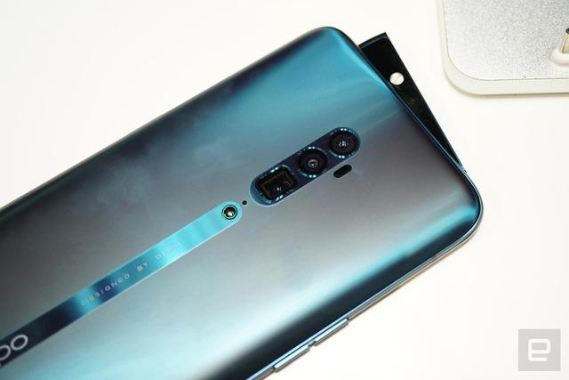 Oppo Reno vây cá mập ra mắt: Chip Snapdragon 855, camera zoom 10x, giá 20,99 triệu đồng - Ảnh 2.