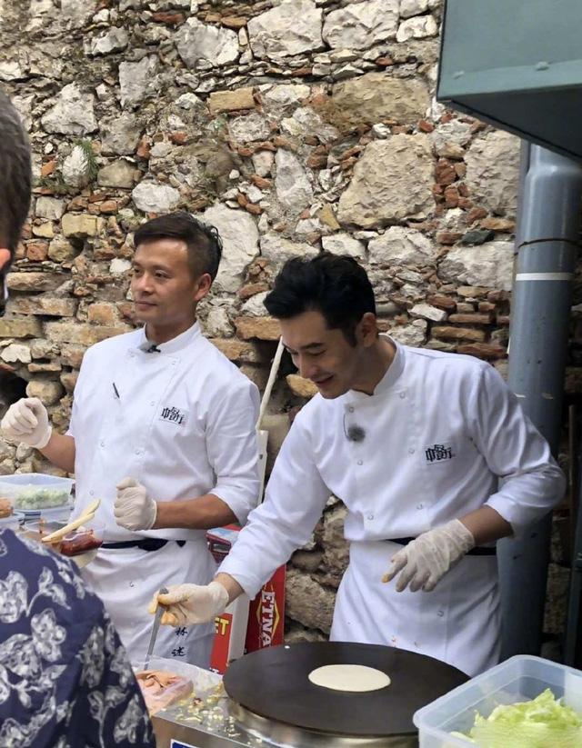 Hình ảnh đầu tiên của show Nhà hàng Trung hoa được tiết lộ - Ảnh 5.