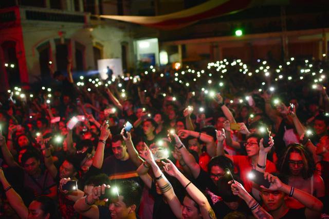 Rock'N'Share 2019: Ngày hội của những anh tài rock Việt - Ảnh 2.