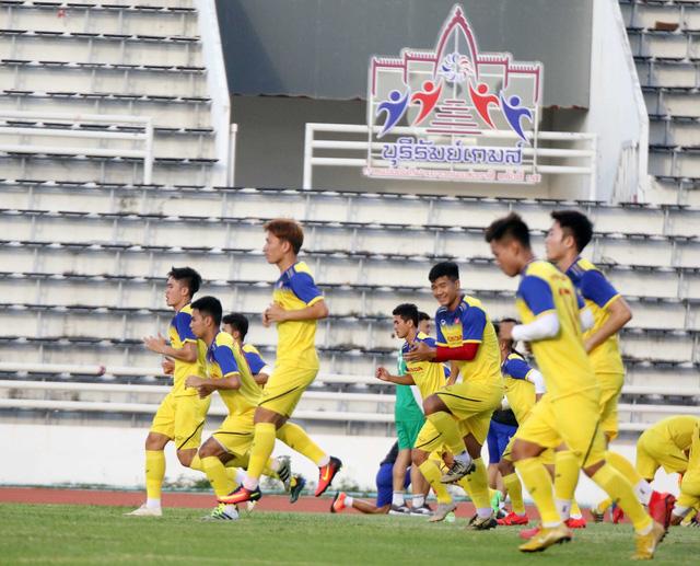 ĐT Việt Nam tập nhẹ, sẵn sàng cho trận chung kết Kings Cup 2019 gặp ĐT Curacao - Ảnh 14.