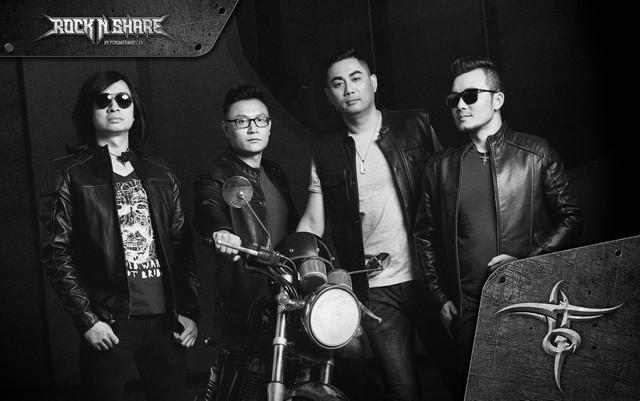 Rock'N'Share 2019: Ngày hội của những anh tài rock Việt - Ảnh 1.