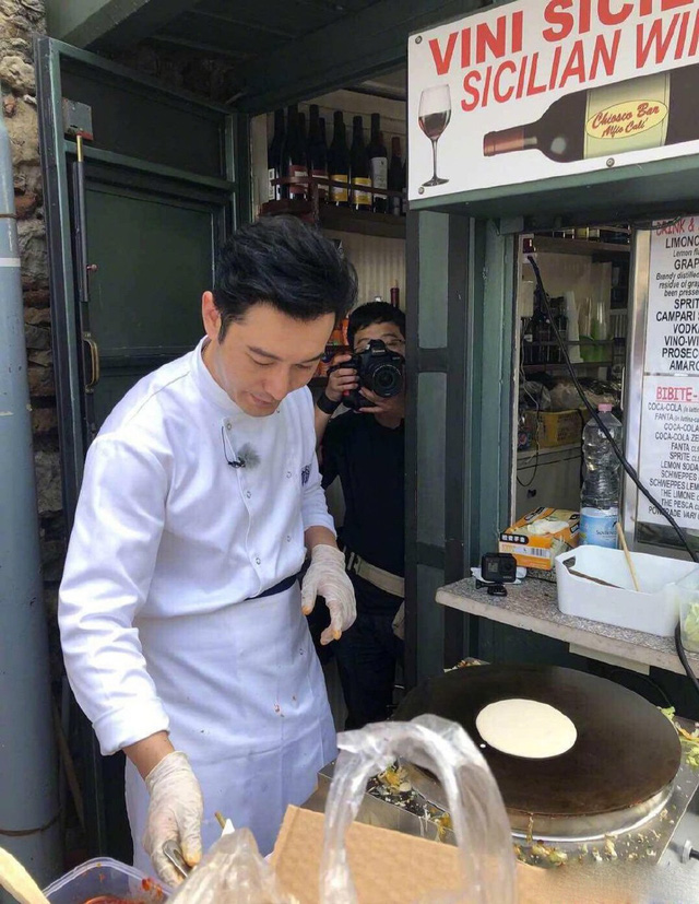 Hình ảnh đầu tiên của show Nhà hàng Trung hoa được tiết lộ - Ảnh 3.