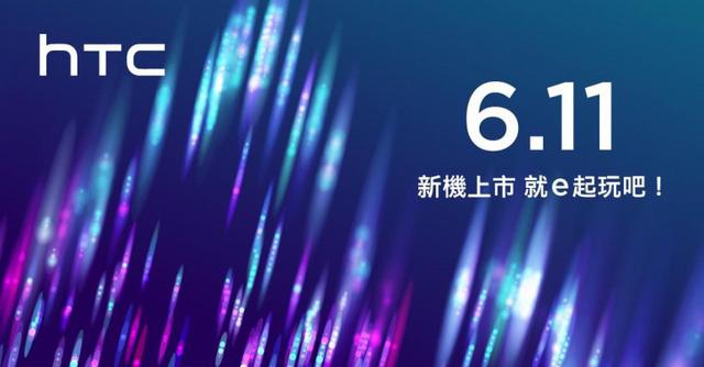 Chú ý: Một mẫu smartphone HTC sẽ ra mắt vào ngày 11/6! - Ảnh 1.